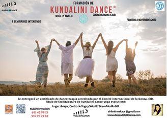 Imagen de FORMACIÓN KUNDALINI DANCE 2020