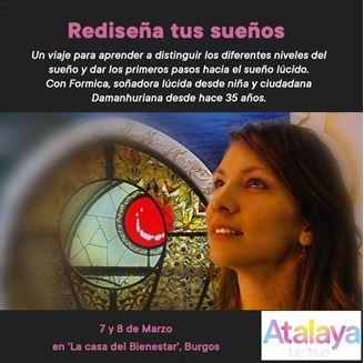 Imagen de REDISEÑA TUS SUEÑOS