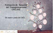 Imagen de Formación de Sanación del Transgeneracional ONLINE