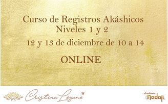 Imagen de Intensivo de Registros Akáshicos Niveles 1 y 2 ONLINE