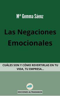 Imagen de LAS NEGACIONES EMOCIONALES