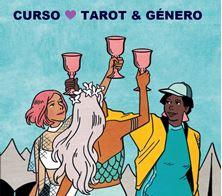 Imagen de CURSO 💜 TAROT & GÉNERO