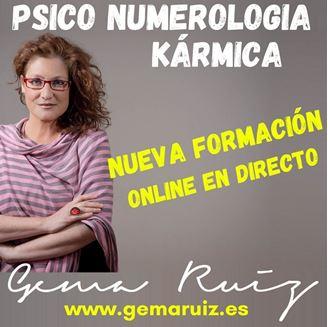 Imagen de PSICONUMEROLOGÍA KÁRMICA ¡¡NUEVA FORMACIÓN ONLINE/EN DIRECTO!!