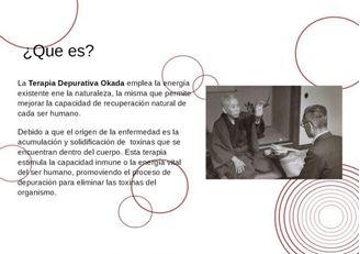 Imagen de Sistema Integral de Salud Mokichi Okada - Charla Informativa Gratuita