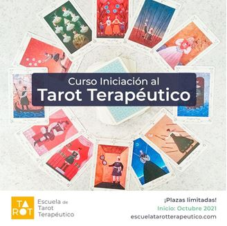 Imagen de CURSO DE INICIACIÓN AL TAROT TERAPÉUTICO
