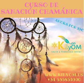 Imagen de CURSO SANACIÓN CHAMÁNICA