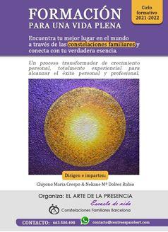 Imagen de FORMACIÓN PARA UNA VIDA PLENA - CONSTELACIONES FAMILIARES