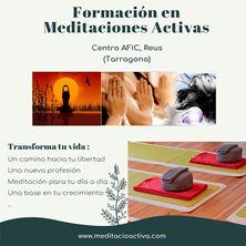 Imagen de FORMACIÓN DE MEDITACIÓN ACTIVA