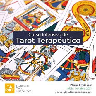 Imagen de CURSO INTENSIVO DE TAROT TERAPÉUTICO