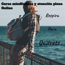Imagen de CURSO MINDFULNESS Y ATENCIÓN PLENA ONLINE