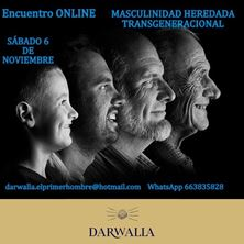 Imagen de MASCULINIDAD HEREDADA TRANSGENERACIONAL